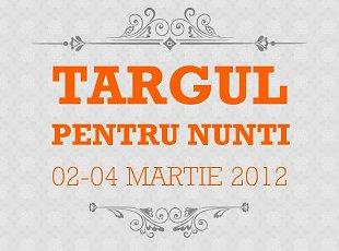 Targul pentru nunti 2012