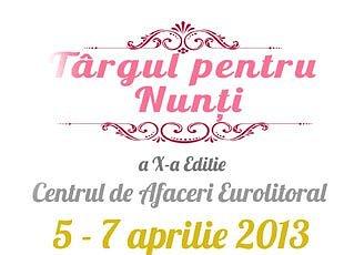 Targul pentru nunti Constanta 2013